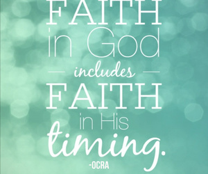 faith, god, and quotes image