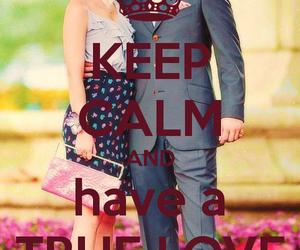 love, gossip girl, and keep calm image