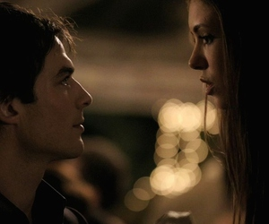 damon, eyes, and handsome image