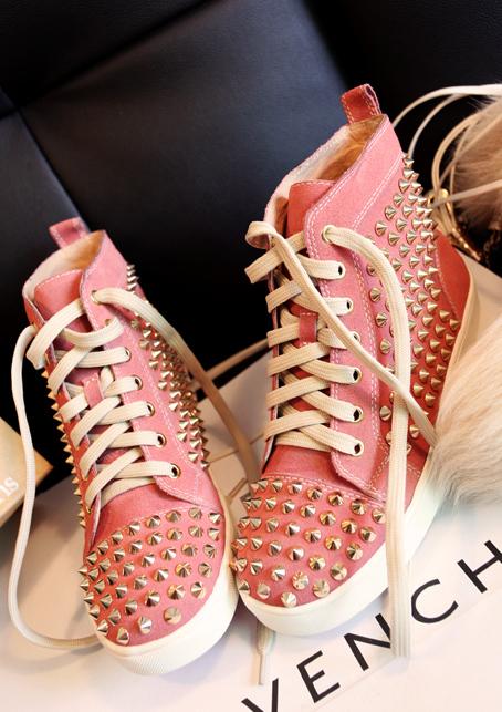 Buy \u003e girl red bottom sneakers Limit