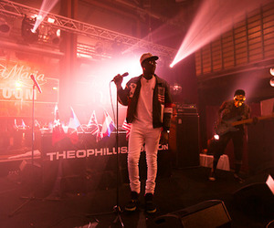 amsterdam, concert, and rap image