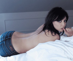 back, daisy lowe, and bed image