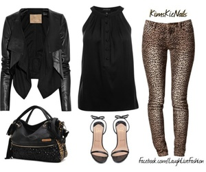 animal print, black, and combinations image