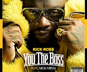 boss, rick ross, and pinky ring image