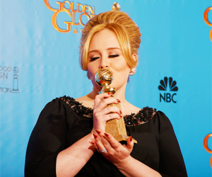 Adele, award, and awesome image