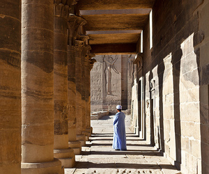 africa, ancient, and columns image