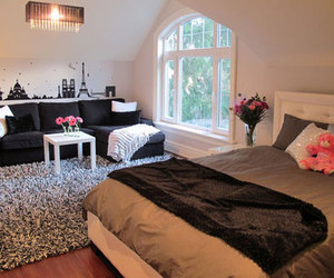 bedroom, dream room, and interior image