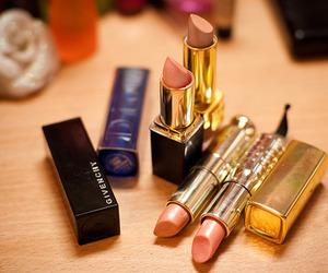 lipstick, Givenchy, and makeup image