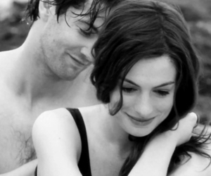Anne Hathaway and one day image