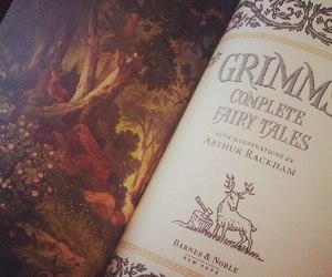 book, fairytales, and literature image