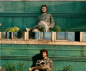 into the wild, chris mccandless, and alexander supertramp image