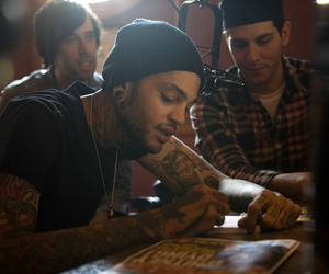 gabe saporta, Tattoos, and travie mccoy image
