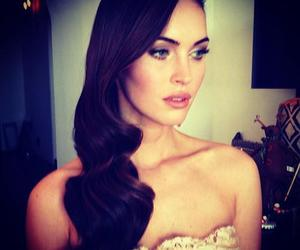 megan fox, beautiful, and hair image