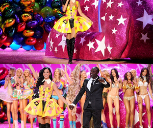akon, katy perry, and Victoria's Secret image