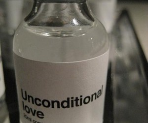 love, unconditional, and unconditional love image