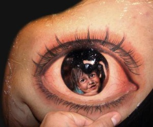3d, eyes, and lovely image