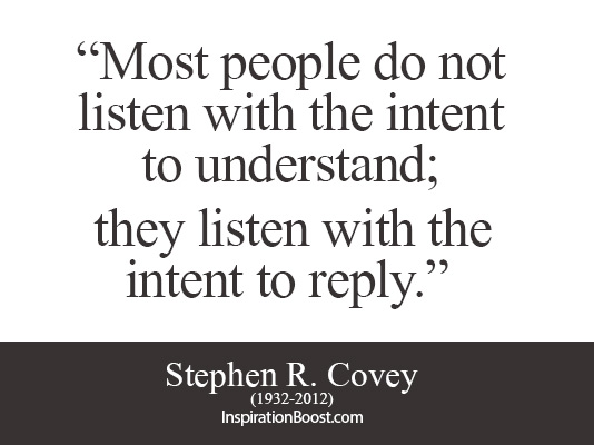Listening Quotes | Inspiration Boost | Inspiration Boost