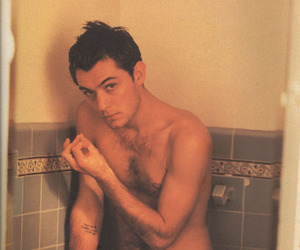 jude law, OH MY GOD, and photography image