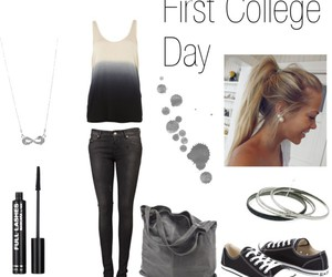 black, college, and converse image