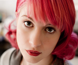 hayley williams, paramore, and playing god image
