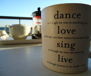 dance, live, and love image
