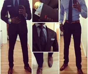 black, boy, and class image