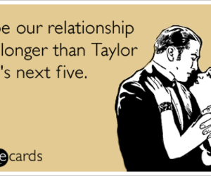 funny, Relationship, and Taylor Swift image