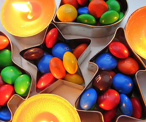 candy, christmas, and shapes image