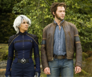 storm, wolverine, and x-men image