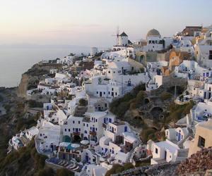 beautifull, travel, and grece image