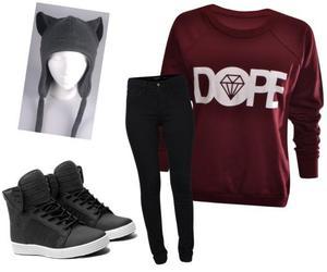 clothes, fashion, and diamond image