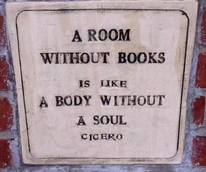 body, book, and cicero image