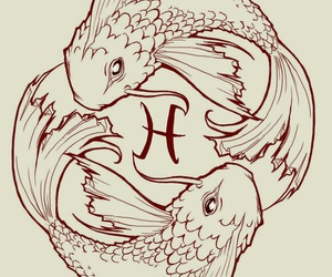 fish, pisces, and tattoo image