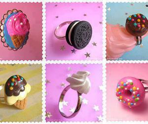 ring, rings, and food image