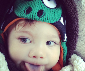 baby, cute, and instagram image