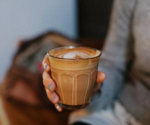 coffee, drink, and nice image