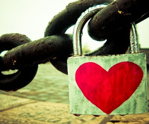 heart, luck, and promise image