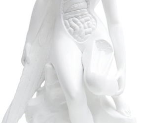 anatomy, angelic, and sculpture image