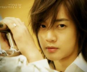 cute, kim hyun joong, and ss501 image