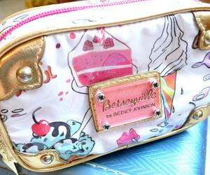 cute, bag, and betsey johnson image