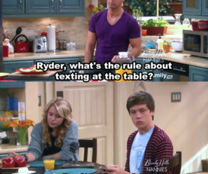 melissa and joey, lol, and ryder image