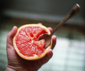 fruit, grapefruit, and food image