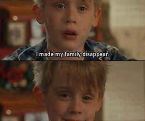 disappear, home alone, and kevin image