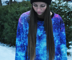 blouse, galaxy, and norway image