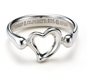 beautiful, ring, and heart image
