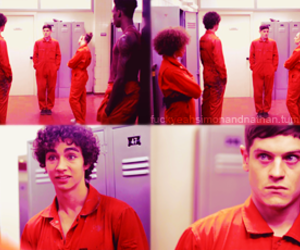 misfits, nathan, and nathan young image