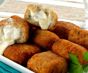cheese, mint, and delicious image