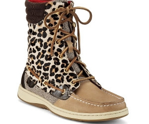 boots, cheetah, and fashion image