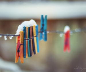 photography and clothespins image