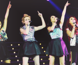 perrie edwards, leigh-anne pinnock, and jesy nelson image